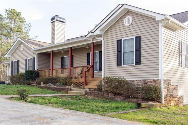 1810 Reavis Mountain Road, Ball Ground, GA 30107 (MLS #5980855) :: North Atlanta Home Team