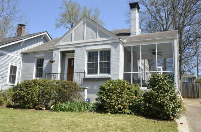 242 N Kings Highway, Decatur, GA 30030 (MLS #5980862) :: Path & Post Real Estate