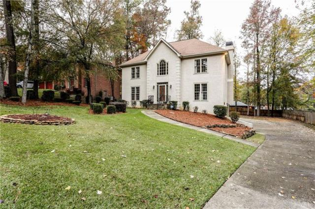 158 Lakeside Drive NW, Kennesaw, GA 30144 (MLS #5980870) :: The Bolt Group