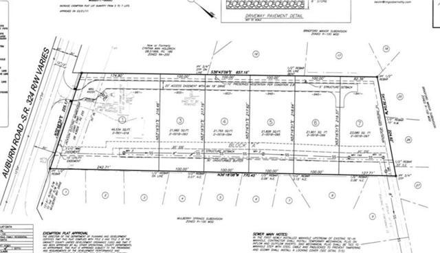 951 Auburn Road, Dacula, GA 30019 (MLS #5980878) :: Carr Real Estate Experts