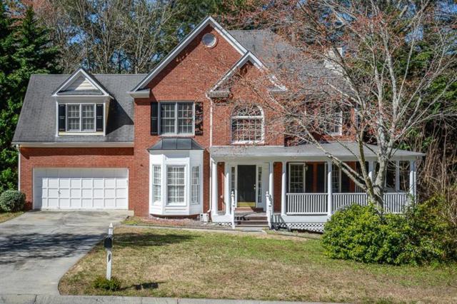 3942 Lorien Way NW, Kennesaw, GA 30152 (MLS #5980883) :: North Atlanta Home Team