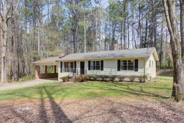 2217 Lower Birmingham Road, Canton, GA 30115 (MLS #5980889) :: Kennesaw Life Real Estate