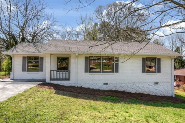 2241 Alpha Drive, Decatur, GA 30032 (MLS #5980895) :: Kennesaw Life Real Estate