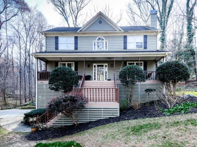 154 Junaluska Drive, Woodstock, GA 30188 (MLS #5980907) :: North Atlanta Home Team