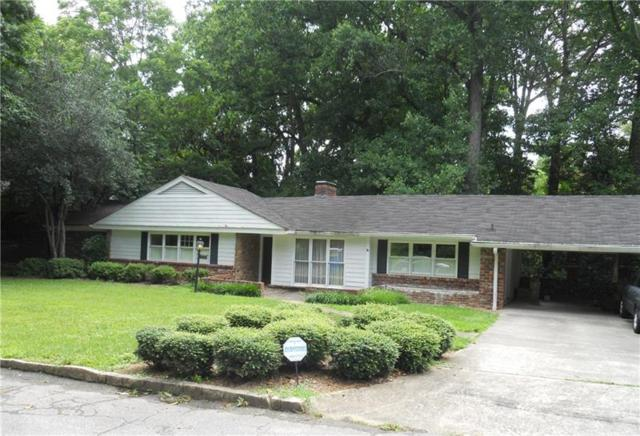 1595 Nottingham Way, Atlanta, GA 30309 (MLS #5980937) :: North Atlanta Home Team