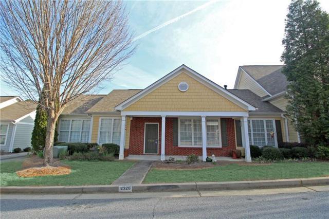 2326 Barrett Cottage Place #13, Marietta, GA 30066 (MLS #5980981) :: North Atlanta Home Team