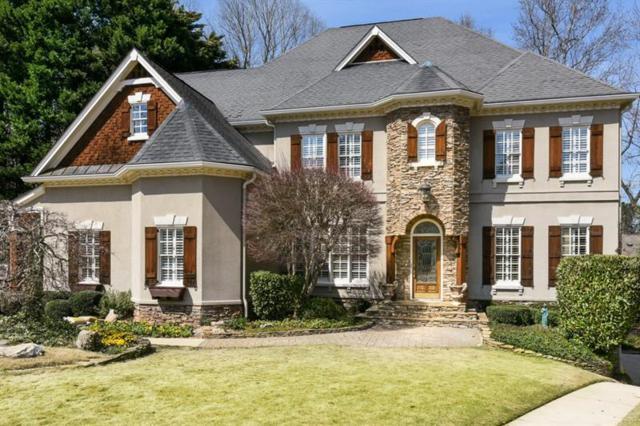 2013 Charrwood Way, Marietta, GA 30062 (MLS #5980995) :: RE/MAX Paramount Properties