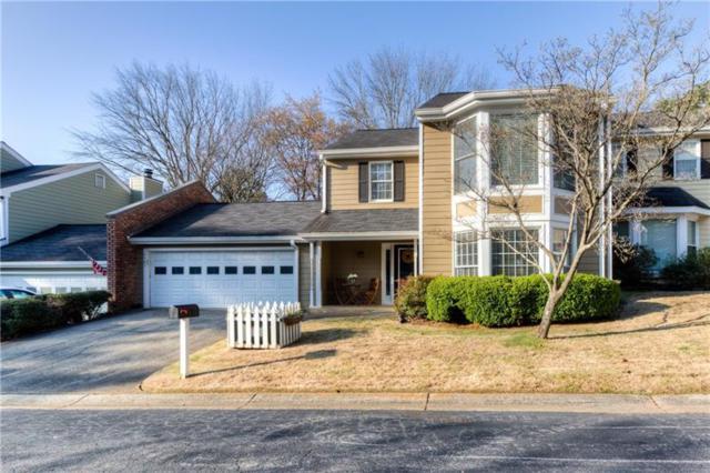 4585 Village Oaks Court, Dunwoody, GA 30338 (MLS #5980997) :: Carr Real Estate Experts