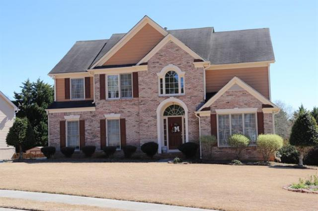 581 Hunters Trace, Dallas, GA 30157 (MLS #5981021) :: Kennesaw Life Real Estate