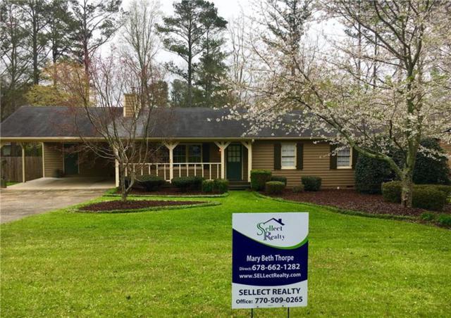 1639 Bellchase Drive SW, Marietta, GA 30064 (MLS #5981044) :: The Cowan Connection Team