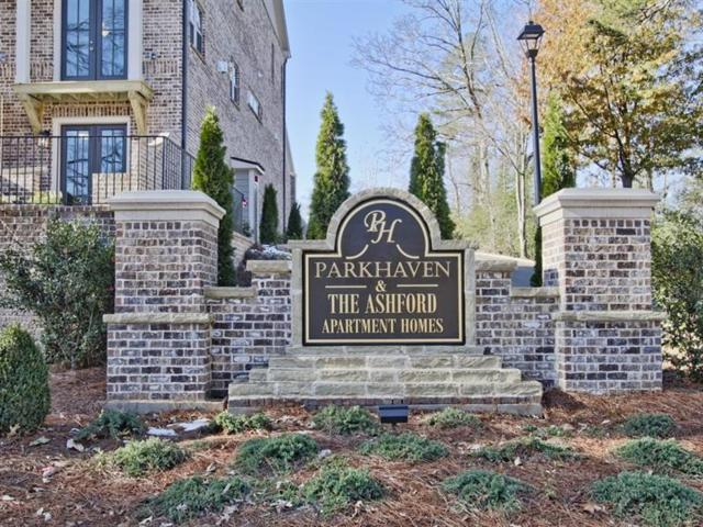 3546 Parkside Way #12, Brookhaven, GA 30319 (MLS #5981049) :: North Atlanta Home Team