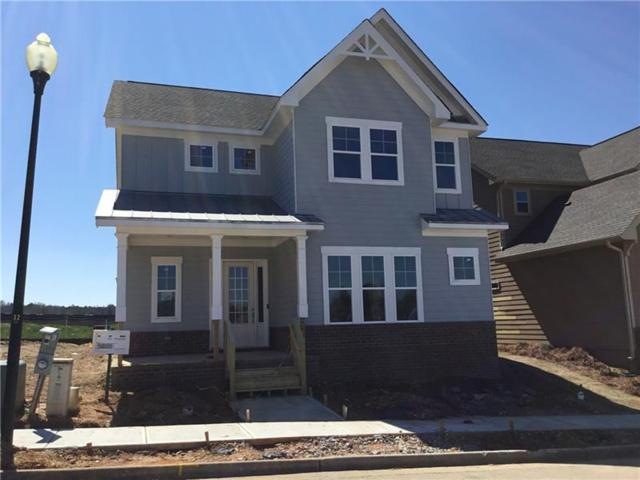 135 Mansfield Drive, Fayetteville, GA 30214 (MLS #5981053) :: Carr Real Estate Experts