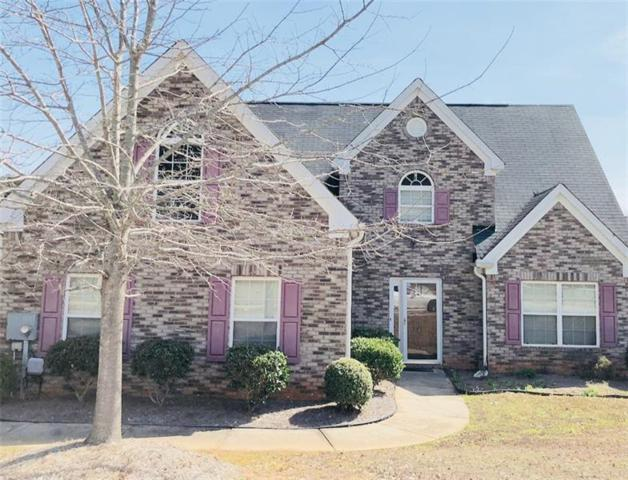 4117 Village Crossing Circle, Ellenwood, GA 30294 (MLS #5981137) :: Kennesaw Life Real Estate