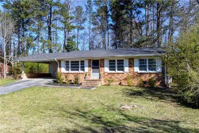 1619 Roberts Drive SE, Mableton, GA 30126 (MLS #5981208) :: North Atlanta Home Team