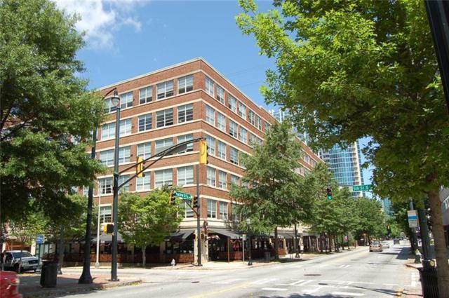 800 Peachtree Street NE #8414, Atlanta, GA 30308 (MLS #5981328) :: North Atlanta Home Team