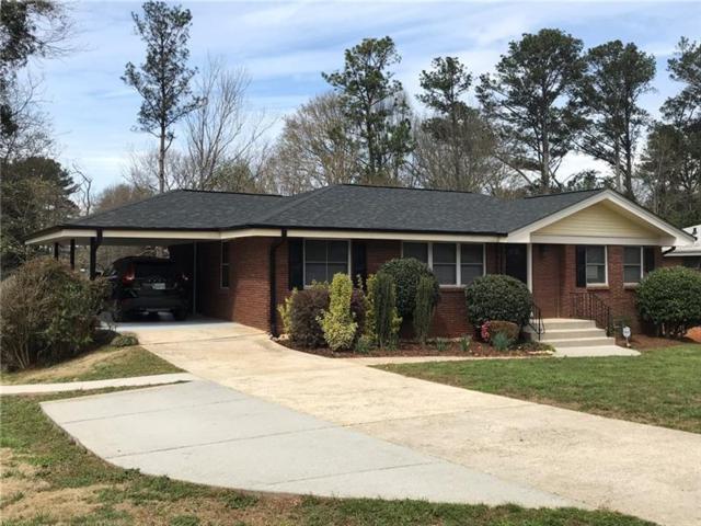 3524 Westbrook Drive SE, Smyrna, GA 30082 (MLS #5981413) :: North Atlanta Home Team