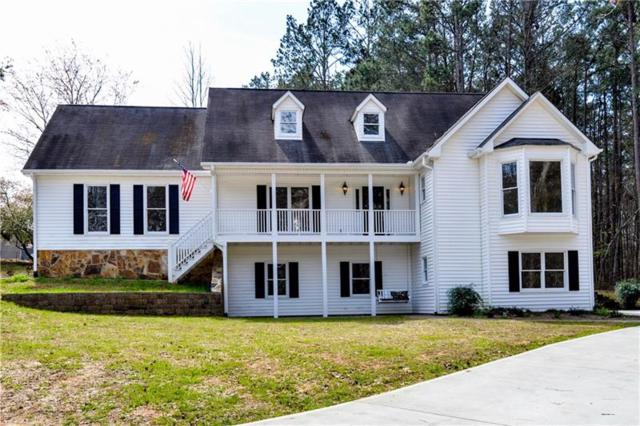 3651 Summit Drive NW, Acworth, GA 30101 (MLS #5981425) :: North Atlanta Home Team