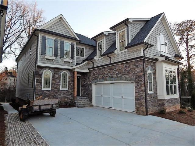 1062 Bank Street SE, Smyrna, GA 30080 (MLS #5981428) :: North Atlanta Home Team