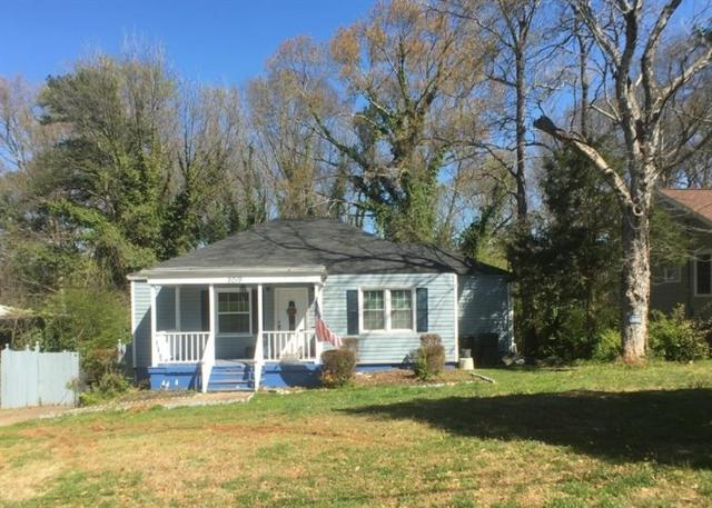 2019 Neely Avenue, East Point, GA 30344 (MLS #5981456) :: Carr Real Estate Experts