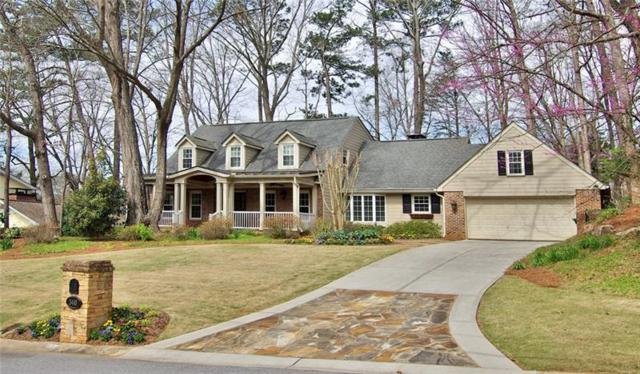 3410 Wynnton Drive, Brookhaven, GA 30319 (MLS #5981504) :: Carr Real Estate Experts