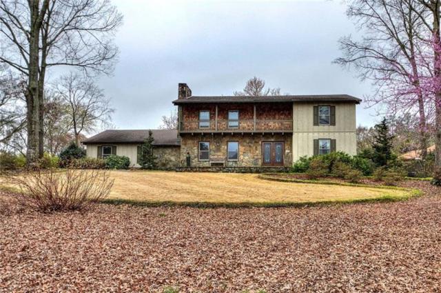 100 Tanglewood Drive, Cartersville, GA 30120 (MLS #5981586) :: North Atlanta Home Team
