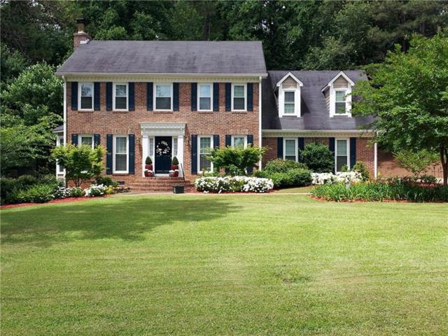 1619 Pucketts Drive SW, Lilburn, GA 30047 (MLS #5981647) :: The Justin Landis Group