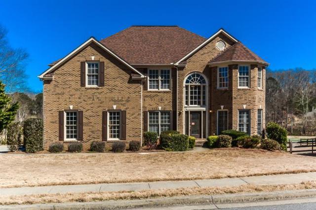 1033 Bradshaw Estates Drive, Canton, GA 30115 (MLS #5981657) :: Path & Post Real Estate