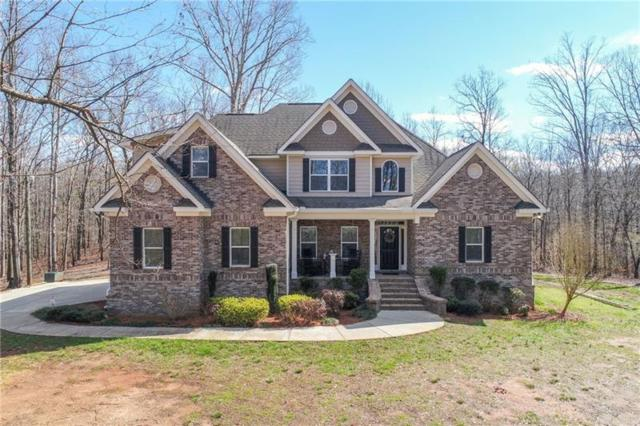 362 Paradise Valley Road, Danielsville, GA 30633 (MLS #5981695) :: The Holly Purcell Group