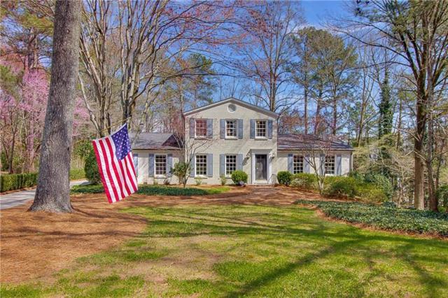 635 Wyncourtney Drive, Sandy Springs, GA 30328 (MLS #5981699) :: North Atlanta Home Team