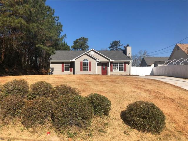 6380 Nuggett Trail, Gainesville, GA 30506 (MLS #5981732) :: RE/MAX Paramount Properties