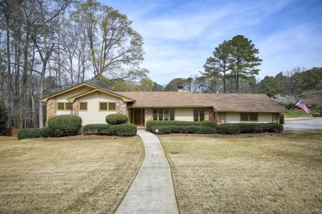 2836 Wendland Drive NE, Atlanta, GA 30345 (MLS #5981734) :: Carr Real Estate Experts