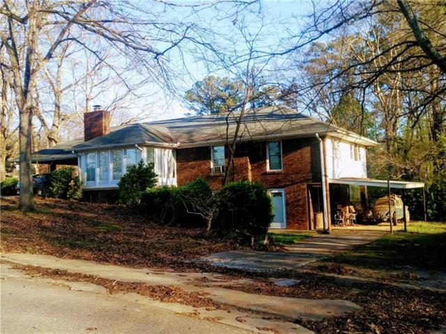 572 North Thomas Lane SE, Smyrna, GA 30082 (MLS #5981763) :: The Cowan Connection Team