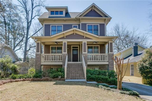 1321 Sunland Drive NE, Brookhaven, GA 30319 (MLS #5981791) :: The Hinsons - Mike Hinson & Harriet Hinson