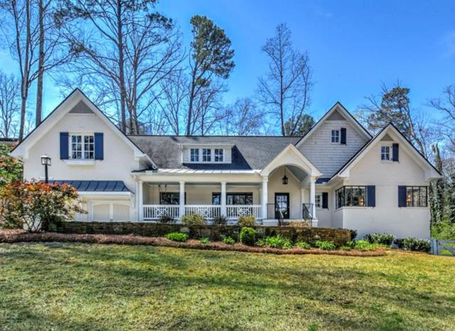 3790 Narmore Drive NE, Atlanta, GA 30319 (MLS #5981808) :: Dillard and Company Realty Group