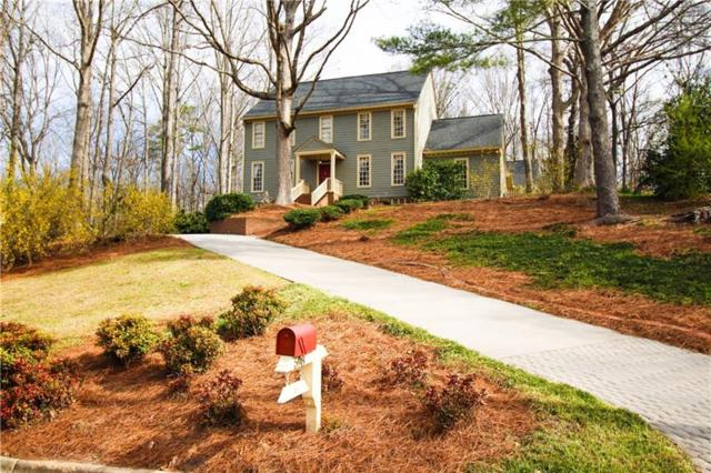 598 Tommy Aaron Drive, Gainesville, GA 30506 (MLS #5981825) :: The Bolt Group
