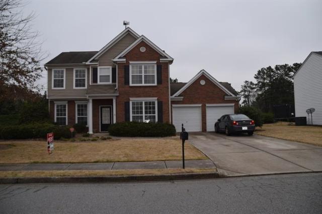 201 Ancient Oaks Way, Hiram, GA 30141 (MLS #5981929) :: The Cowan Connection Team