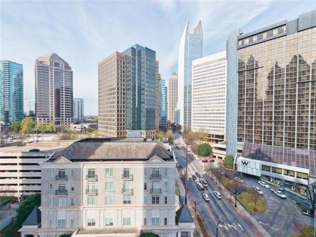 199 14th Street NE #1211, Atlanta, GA 30309 (MLS #5982003) :: RE/MAX Paramount Properties