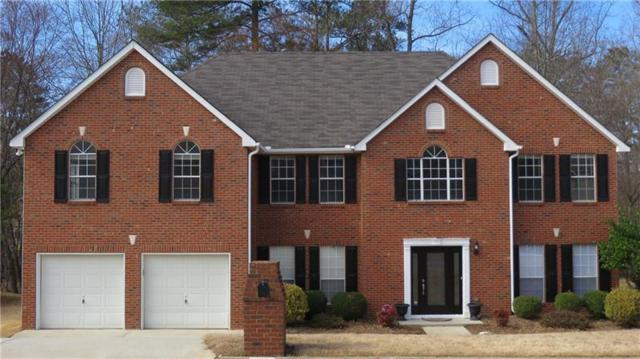 1150 Carriage Trace Circle, Stone Mountain, GA 30087 (MLS #5982009) :: The Cowan Connection Team