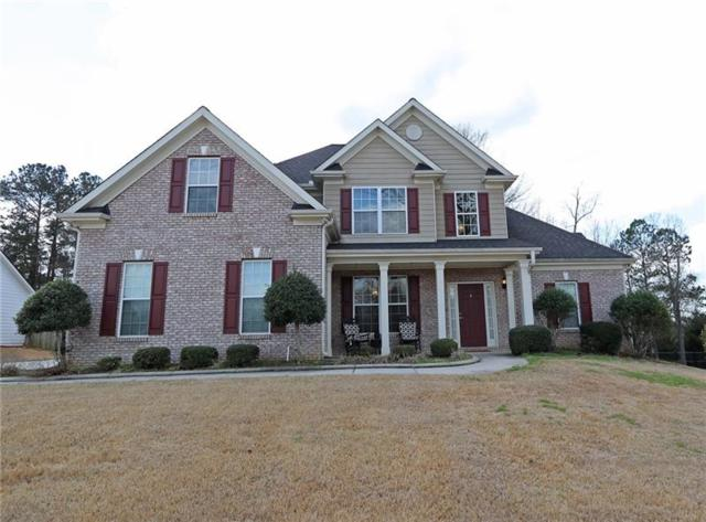 1465 Rock View Lane, Loganville, GA 30052 (MLS #5982011) :: RE/MAX Paramount Properties