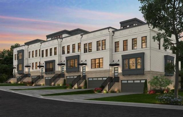 2150 Hinton Drive #43, Smyrna, GA 30080 (MLS #5982022) :: The Justin Landis Group