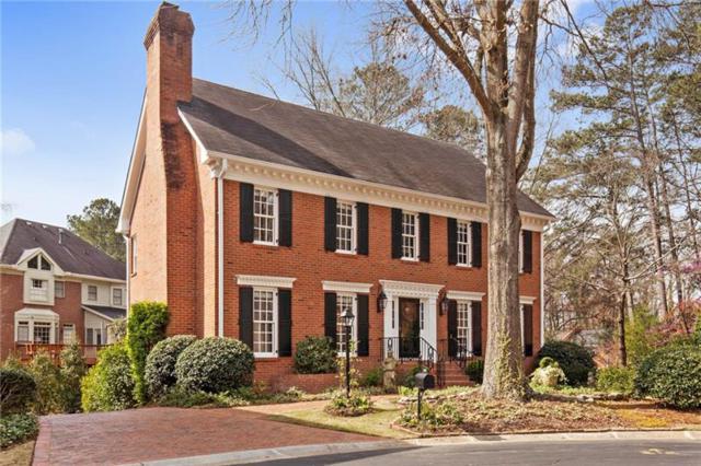 1949 Cranbourne Court, Dunwoody, GA 30338 (MLS #5982026) :: Carr Real Estate Experts