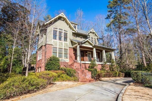 4027 Mcclatchey Circle, Atlanta, GA 30342 (MLS #5982033) :: The Hinsons - Mike Hinson & Harriet Hinson