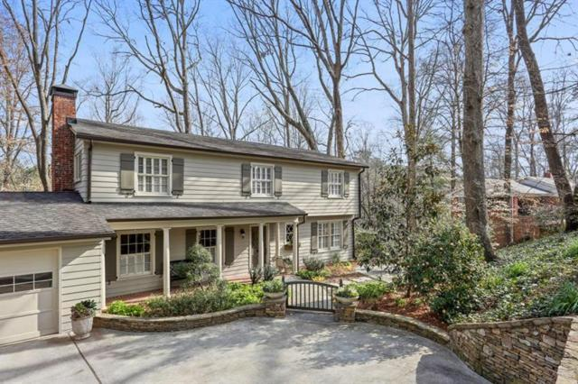 3977 Land O Lakes Drive NE, Atlanta, GA 30342 (MLS #5982114) :: The Cowan Connection Team
