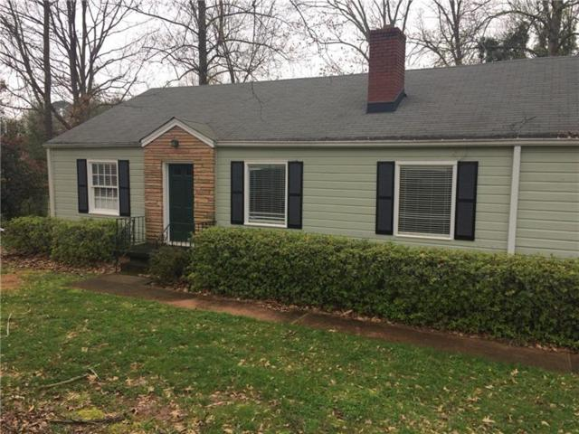 108 Dogwood Drive, Marietta, GA 30068 (MLS #5982156) :: The Cowan Connection Team