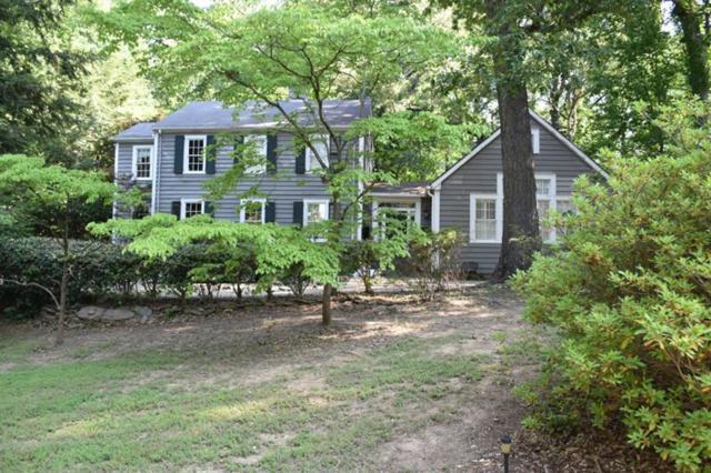 330 Franklin Road, Sandy Springs, GA 30342 (MLS #5982308) :: Carr Real Estate Experts