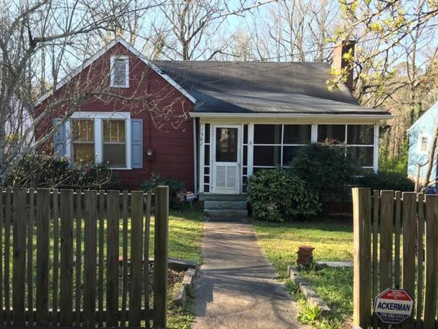 1387 Ormewood Avenue SE, Atlanta, GA 30316 (MLS #5982328) :: North Atlanta Home Team