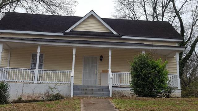 222 E Tinsley Street, Griffin, GA 30223 (MLS #5982329) :: RE/MAX Paramount Properties