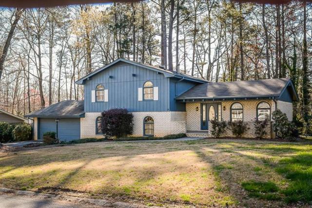 4112 Shoshone Valley Road, Marietta, GA 30068 (MLS #5982402) :: Carr Real Estate Experts