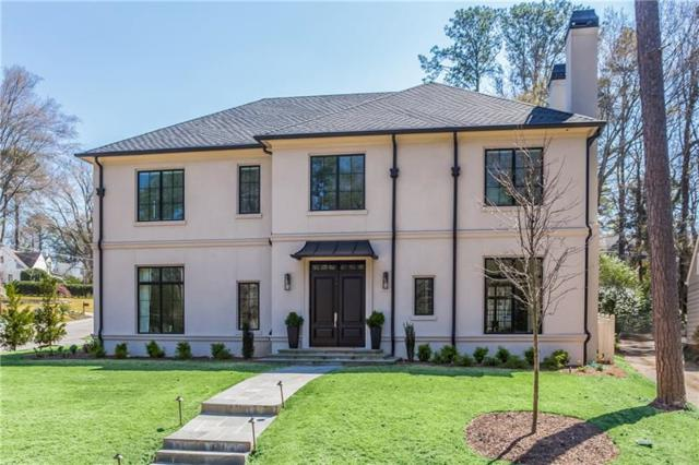 779 Greenview Avenue NE, Atlanta, GA 30305 (MLS #5982425) :: The Bolt Group