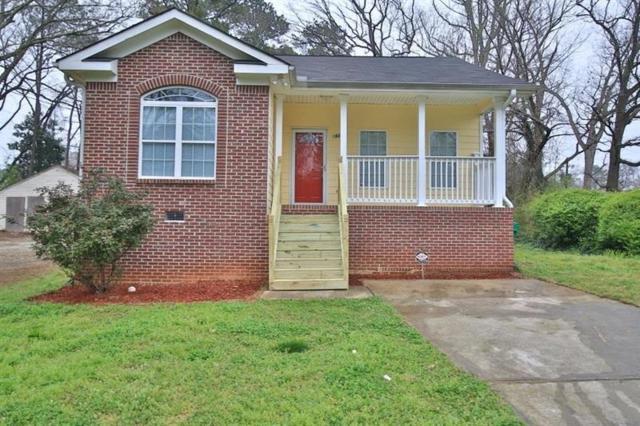 1822 Elaine Drive, Decatur, GA 30035 (MLS #5982457) :: RE/MAX Paramount Properties